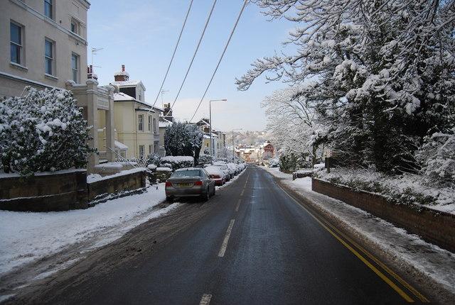 Grove Hill Rd