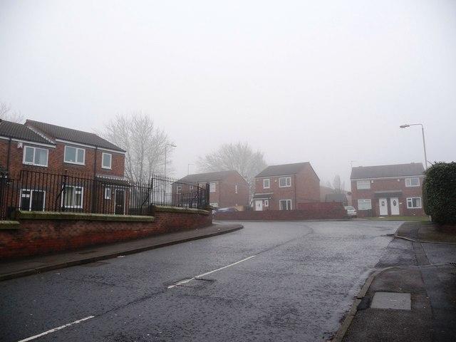 Howden Way, Eastmoor