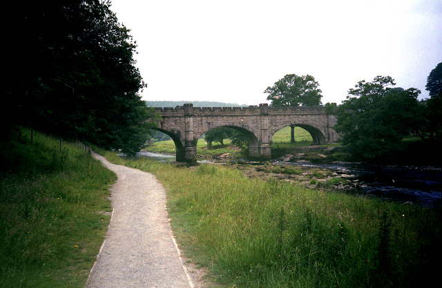 Aqueduct over the River Wharfe