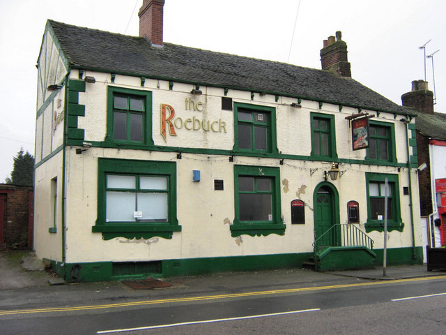 The Roebuck