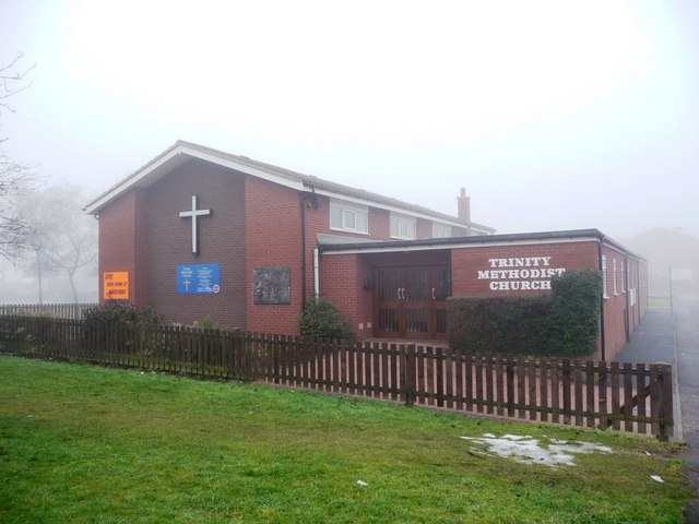 Trinity Methodist Church, Norton Road