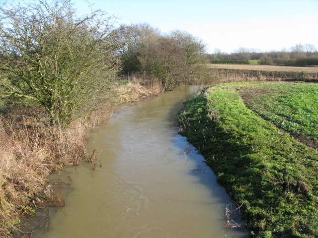 View of the East Stour River
