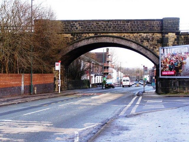 Spring Lane Railway Bridge