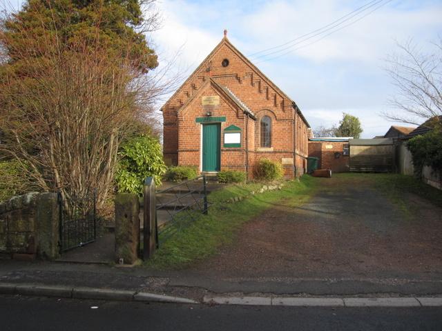 Primitive Methodist Chapel, Mickle Trafford