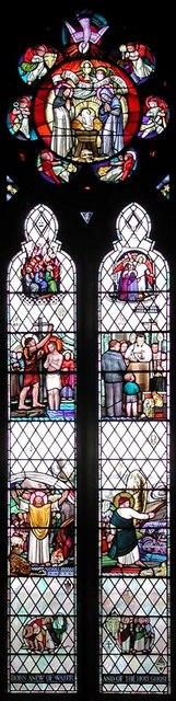 St Barnabas, The Fairway - Window
