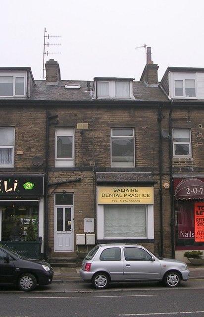 Saltaire Dental Practice - Bingley Road