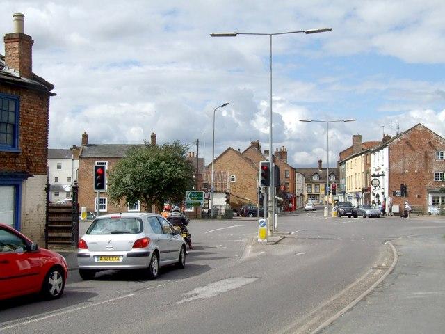 A158, Horncastle