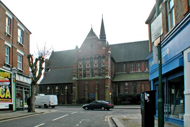 St Andrew, High Road, Willesden, NW10