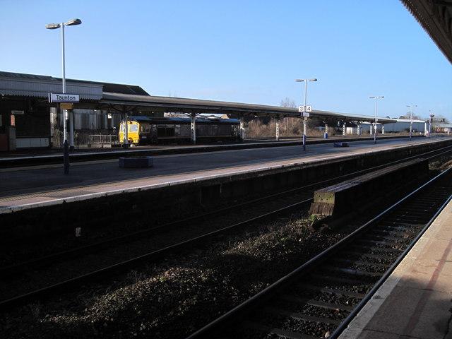 Taunton Station