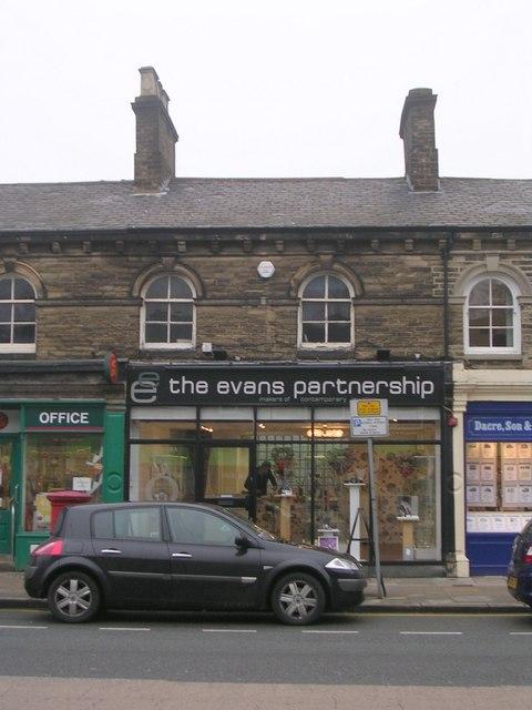 the evans partnership - Bradford Road
