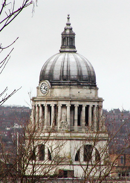 Council House clock tower