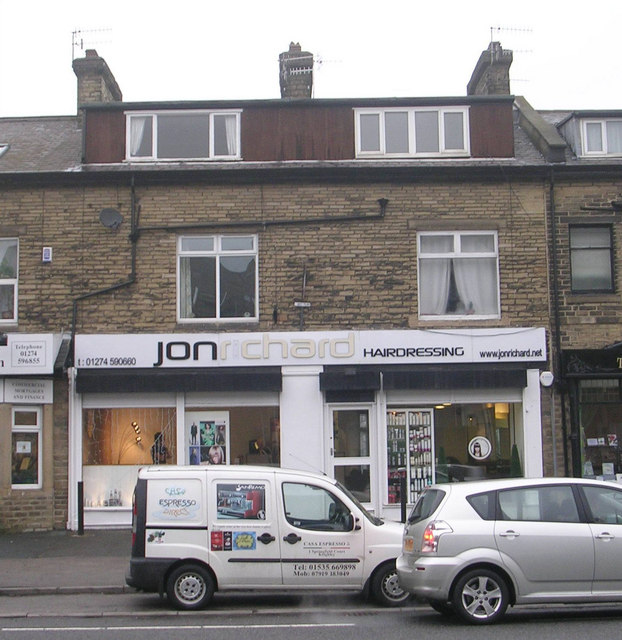 jonrichard Hairdressing - Bingley Road