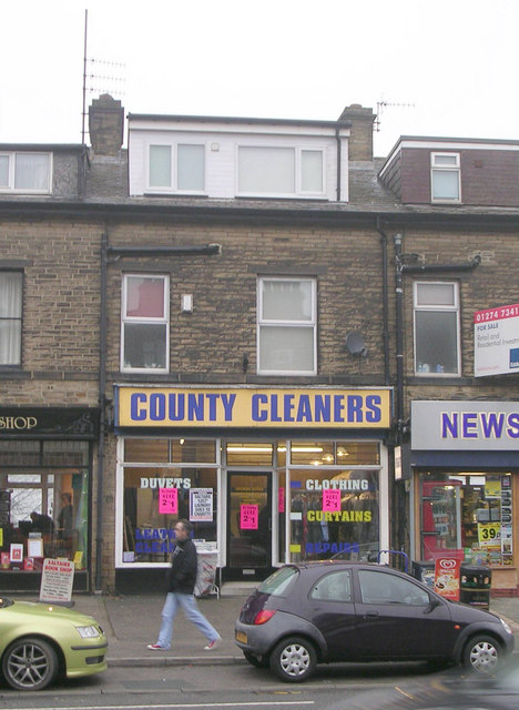County Cleaners - Bingley Road
