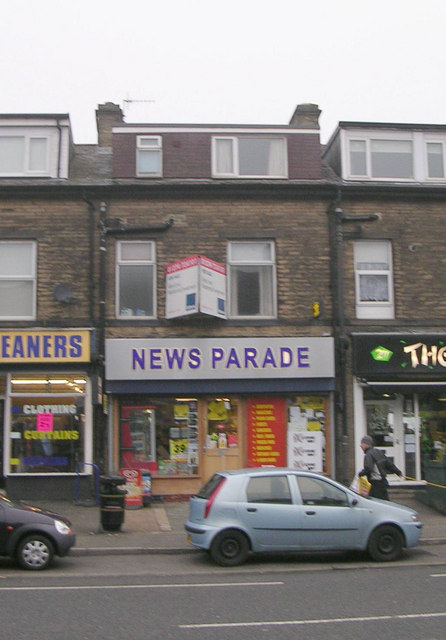 News Parade - Bingley Road