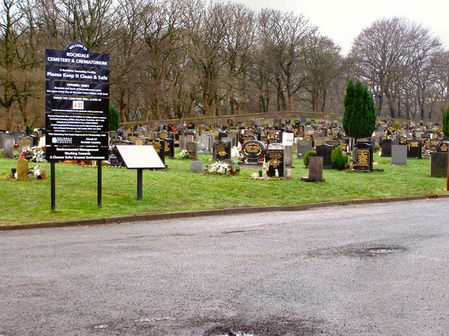 Rochdale Cemetery and Crematorium