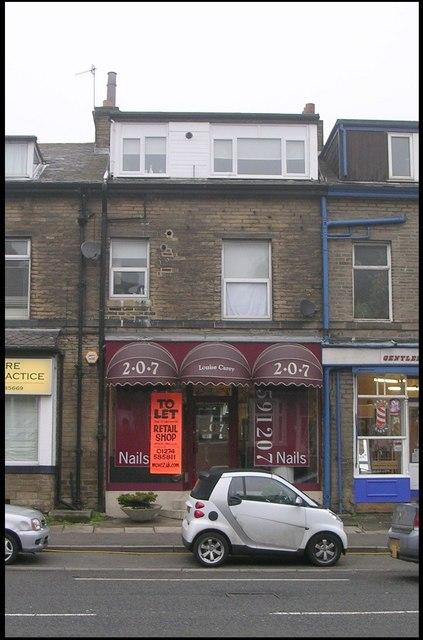 Louise Carey Nails - Bingley Road