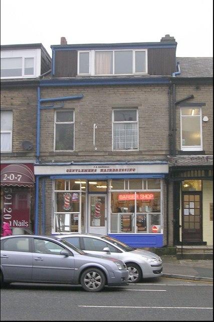P D Randall Gents Hairdressers - Bingley Road
