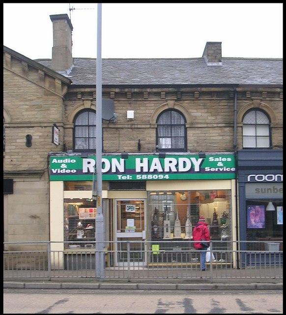 Ron Hardy - Bradford Road