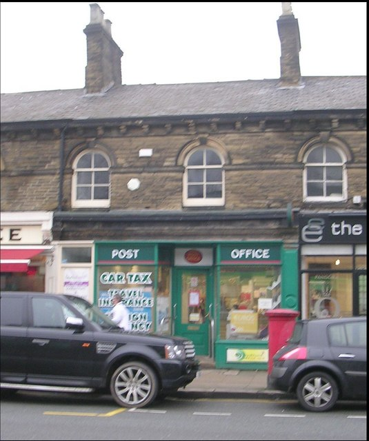Post Office - Bradford Road