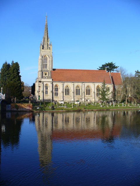 Marlow Parish Church