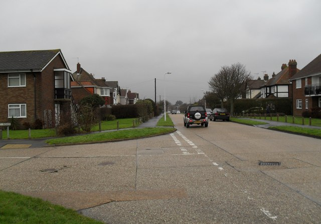 Junction of Hawley and Harsfold Roads