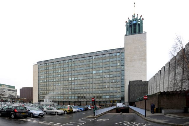 Newcastle's Civic Centre