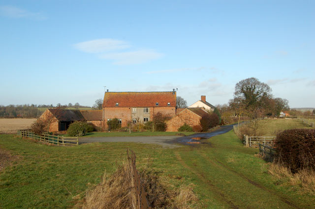 Drive to Tithe Barn and Tithe Farm Cottage, Marton Moor