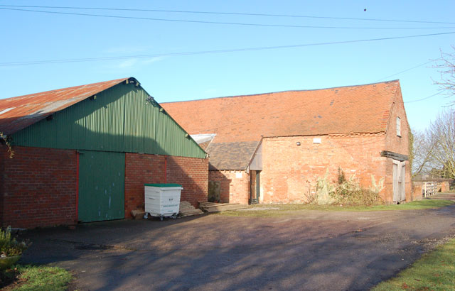 Barns at Marton Fields Farm