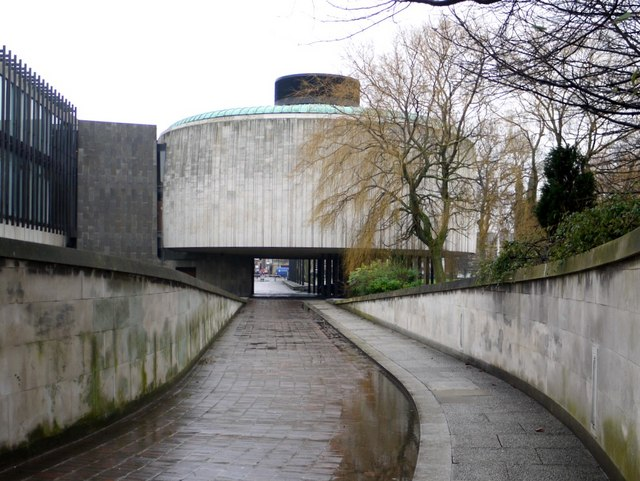 Newcastle's Civic Centre