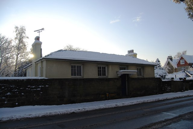 Georgian Cottage, Calverley Rd