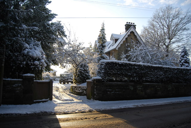 House on Calverley Rd