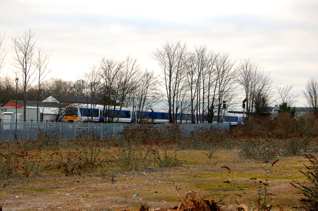 Site of former Leamington Avenue railway station (1)