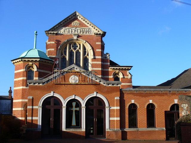 Wesley Chapel, Marlow