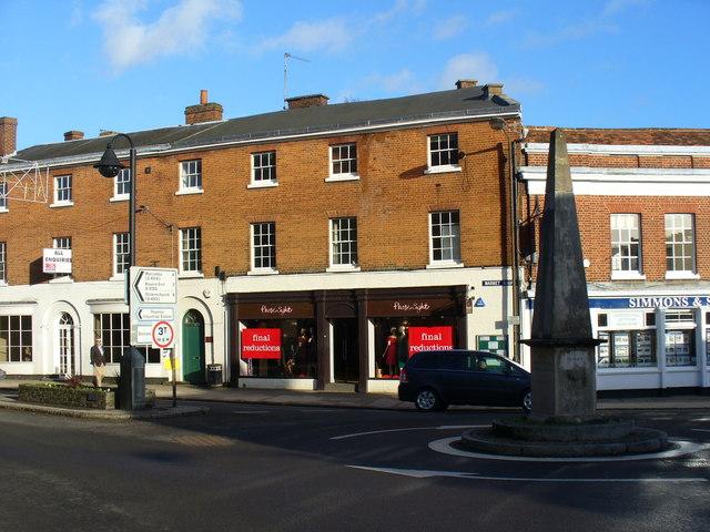 Market Square, Marlow