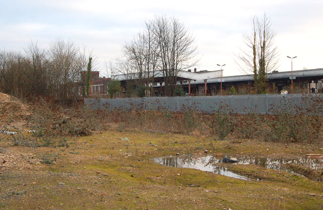 Site of former Leamington Avenue railway station (2)