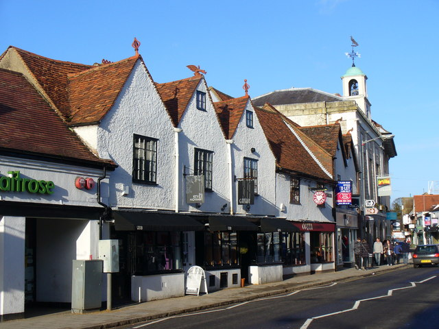 West Street, Marlow