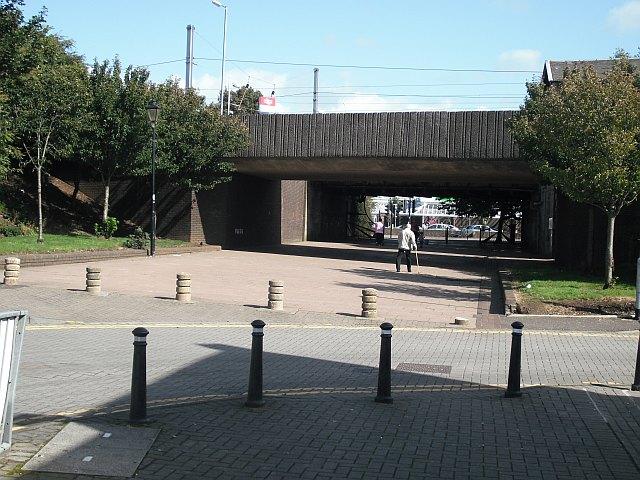 Underpass, Irvine