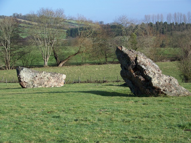 The stones of Stanton Drew