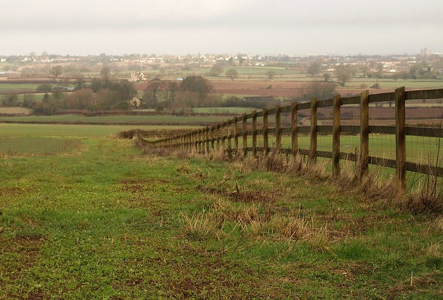 Fence on Dancing Hill