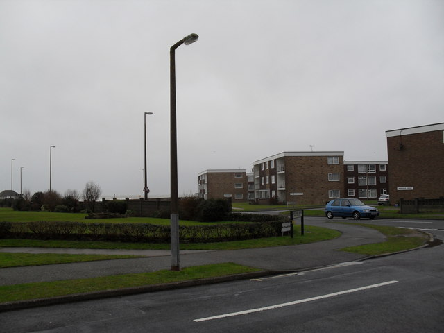 Lamppost in Overstrand Avenue