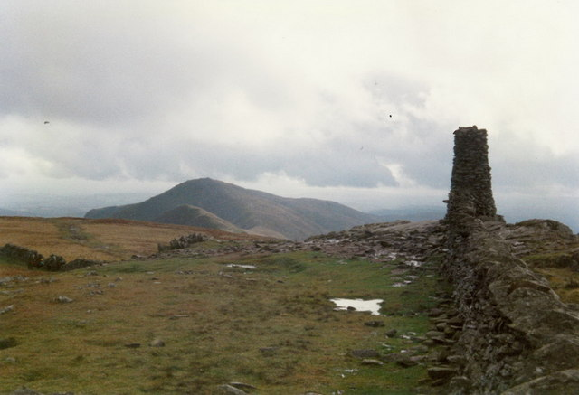 Southwards from Thornthwaite Crag to Froswick and Ill Bell
