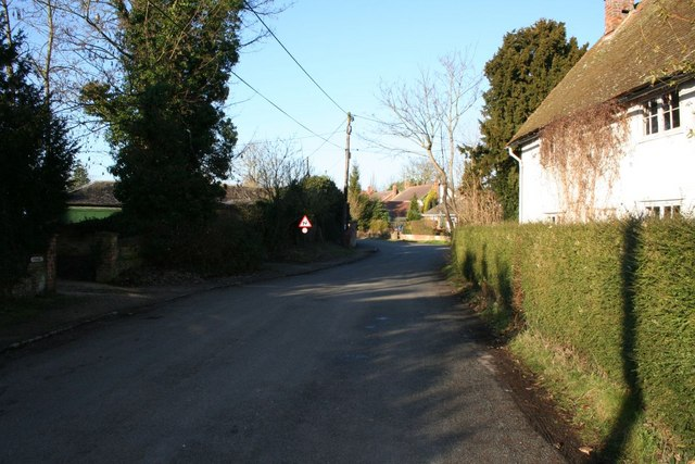 Road out of the village