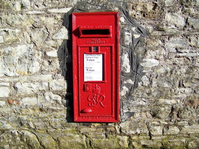 Postbox, Stanton Drew