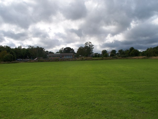The Football field