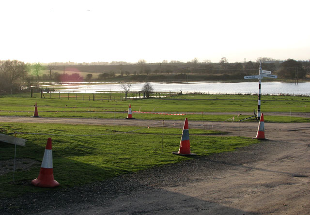 Site of the Arminghall car boot sale