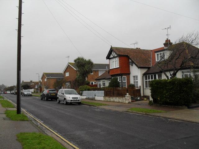 Houses in Seafield Road