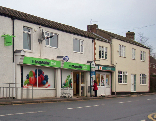 Ulceby Co-operative Store and Post Office