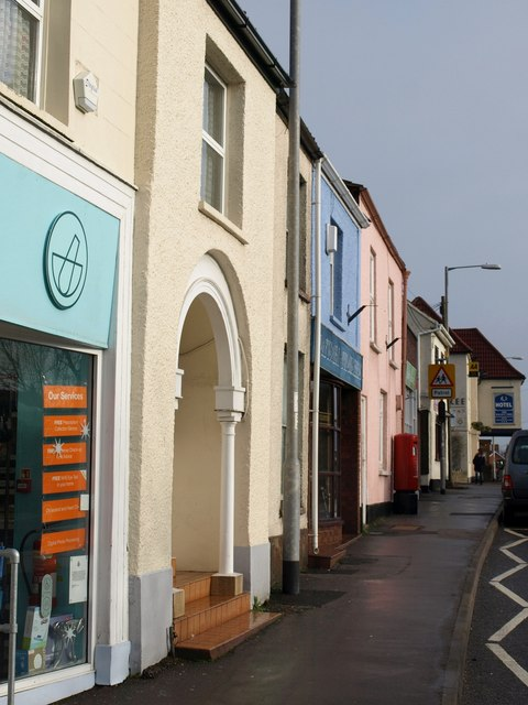Shops in North Petherton