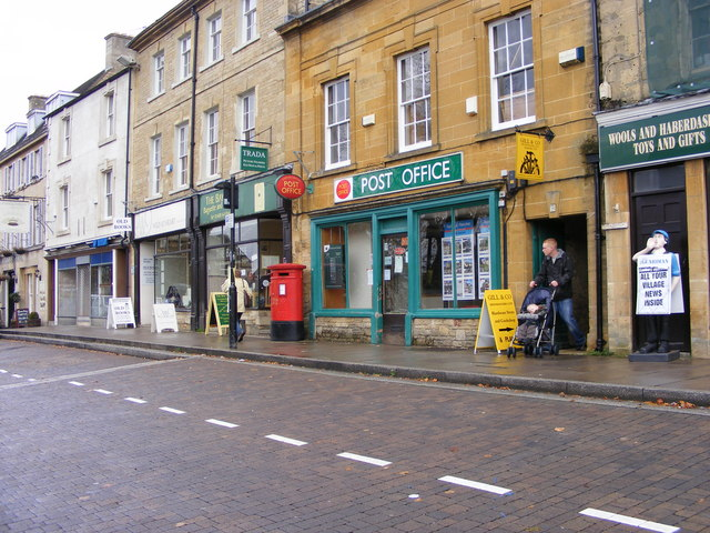 Chipping Norton Post Office