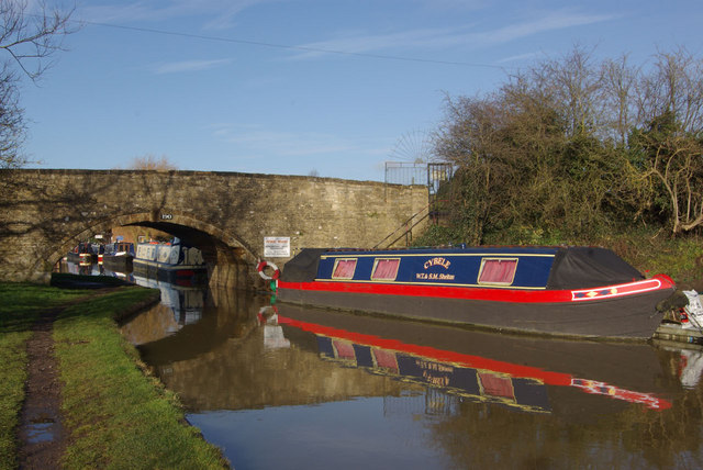 Aynho Bridge, Oxford Canal